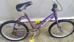 Bicicleta retrô Monark aro 20