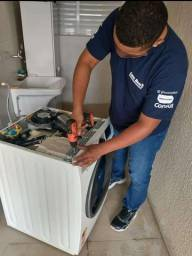 Conserto Geladeira Maquina de Lavar Freezer (Visita Grátis) Técnico Refrigeração