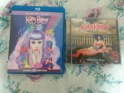 KATY PERRY CD E DVD