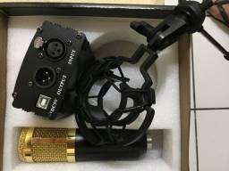 BM800 + POWER PHANTON * CABOS