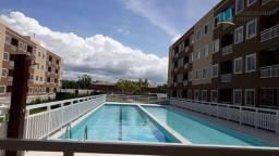 Apartamento com 2 dormitórios para alugar, 50 m² por R$ 1.209,00/mês - Tamatanduba - Euséb