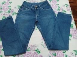 Calça Jeans Unissex Sunpoll - Tamanho 34