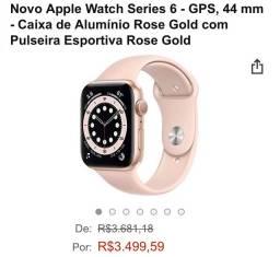 Apple Watch série 6 44mm gps
