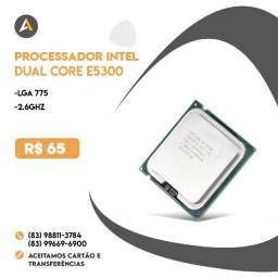Processador Intel E5300 775