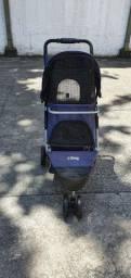 Carrinho para Pets e gatos importado Marca +Dog