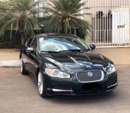 Jaguar XF 5,0 premium luxury top de linha baixo km aceito troca por carro