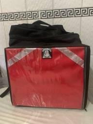 Mochila bag térmica delivery DKAMP?s
