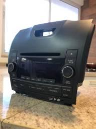 Radio Original Chevrolet S10 Ltz Usb E Bluetooth Original