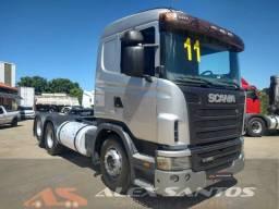 Scania G380 6X2 2011
