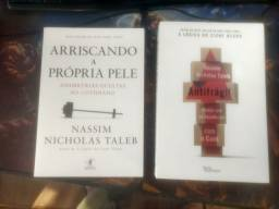 Kit Nassim Taleb + Pondé de brinde