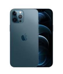 iPhone 12 Pro Max - 256G - Azul Pacífico - Ler Descrição