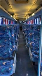 Bancada Ônibus Rodoviário 46 lugares Soft Reclinável