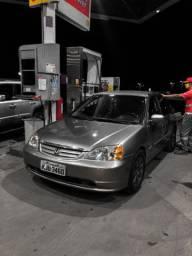 CIVIC 2002 AUTOMÁTICO ( NÃO ACEITO TROCA)