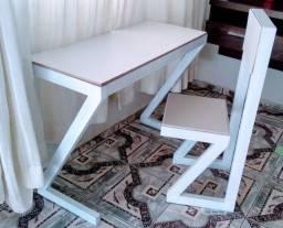 Mesa e cadeira aceitamos encomendas