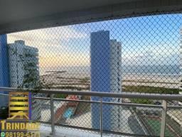 Apartamento na península ,Vista Mar =950 Mil , 3 Quartos ,Moveis projetado