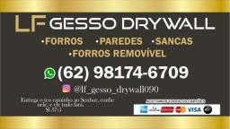 LF gesso drywall