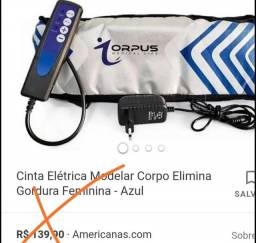 Cinta massageadora