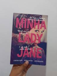 Livro Minha Lady Jane