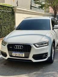 Audi q3 2014 interior bege 69.000 rodados impecavel