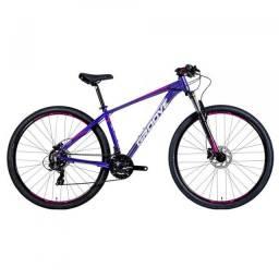 Bicicleta Alumínio MTB  Bike Groove Indie 10 21V