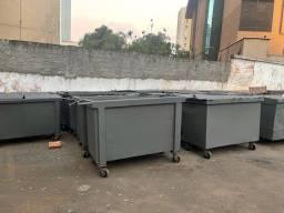 Título do anúncio: Container de 1.2 de ferro ***20 unidades ***(R$ 2.800 cada)