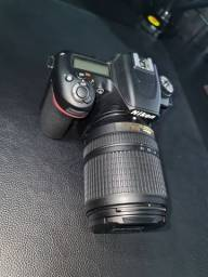Câmera Nikon D7500 18-140 VR kit