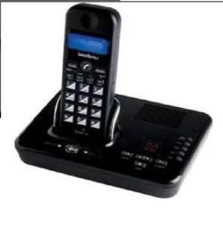 Telefone Sem Fio Com Secretaria Eletrônica Intelbras 2.4 Ghz