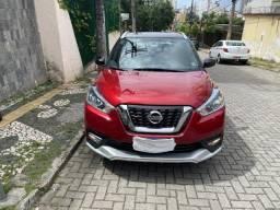 Nissan Kicks Uefa Cl Edt 1.6 Automatico Flex 2019/2019 Completo