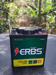 Bateria semi-nova