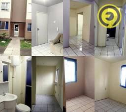 Apartamento em Condomínio Edifício Luiza Catarina Cassel, Estância Velha/RS de 41m² 2 quar