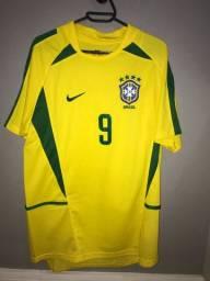 Camisa Retro Ronaldo
