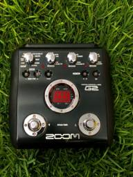 Pedaleira Guitarra Multiefeitos Zoom G2