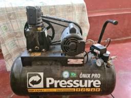Compressor de ar onix pro pressure 50 litros