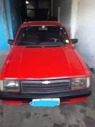 Chevette DL 1992 Vermelho (gasolina e GNV)
