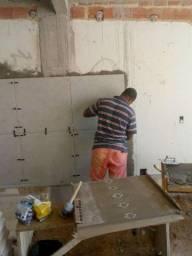 José Carlos construtor da base ao acabamento