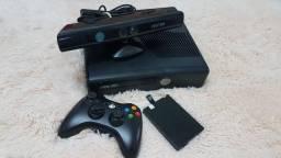 Xbox 360 Original com Sensor Kinect 320 gigas