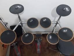 Bateria para estudo KA drum