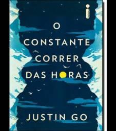 Livro: O Constante Correr Das Horas - Justin Go