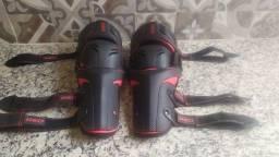 Joelheira Red Dragon Motocross - Trilha
