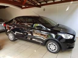 Ford K+ Sedan