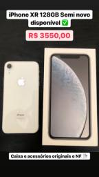IPhone XR 128gb Branco - Nota fiscal