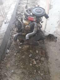 Motor e câmbio opala outras peças da rural