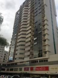 Apartamento em Águas Claras 1 quarto no Paco Linea semi mobiliado com 2 vg de garagens