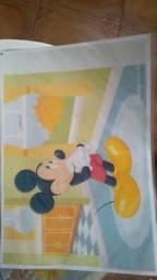 Pós festa do Mickey