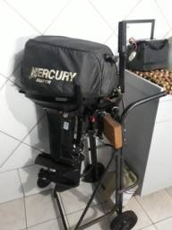 Motor de polpa mercury 15 hp - 2016