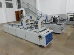 Vendo Maquinas de Esquadria de PVC e Aluminio