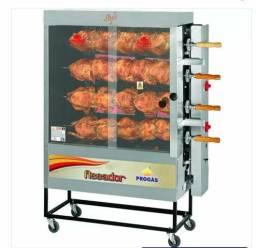 Máquina de essa frangos usada
