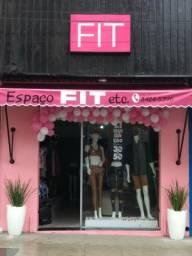 Vende-se ou troca loja completa no seguimento que está em alta, moda fit