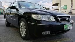HYUNDAI AZERA 2008/2009 3.3 MPFI GLS SEDAN V6 24V GASOLINA 4P AUTOMÁTICO - 2009