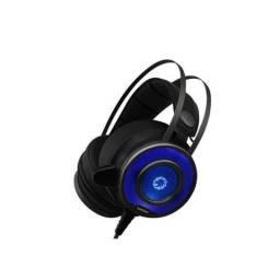 Headset Gamemax Gamer Preto c/Led 7 Cores G200 - Loja Fgtec Informática